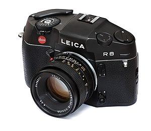 Leica R8-R9 - Leica R8