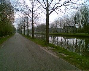 Leidse Rijn - Leidse Rijn between Harmelen and De Meern
