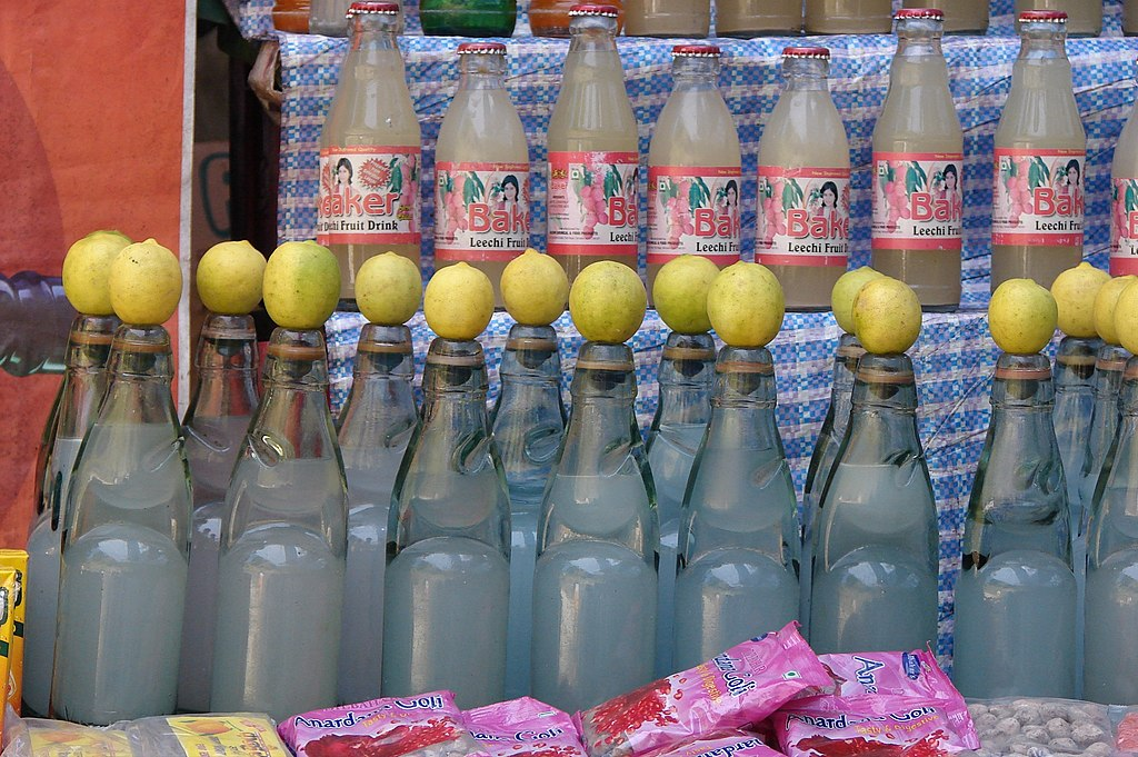 Empty Glass Soda Bottle Crafts