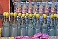 Lemon-soda bottles, Kempty Falls, Mussoorie, Uttarakhand.jpg