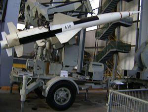 RSD 58 - RSC/D Missile