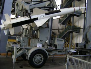 RSD 58 Type of Surface-to-air missile
