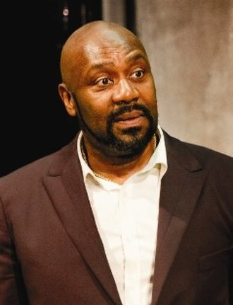 Lenny Henry - Henry in The Comedy of Errors in 2011