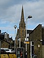 Lenzie church spire (geograph 4968527).jpg