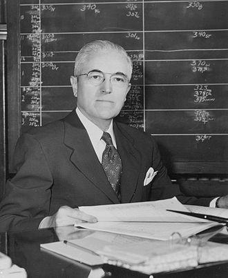 Leon C. Marshall - Leon Carroll Marshall at the University of Chicago, c. 1920.