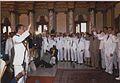 Leonel Fernandez First Cabinet 2004.jpg