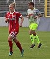 Leonie Maier und Anne Hopfengaertner BL FCB gg. 1. FC Koeln Muenchen-1.jpg