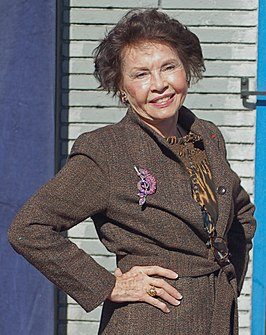 Leslie Caron in 2009