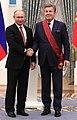 Lev Leshchenko and Vladimir Putin2018 (cropped).jpg