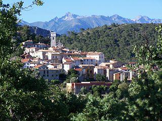 Levens Commune in Provence-Alpes-Côte dAzur, France