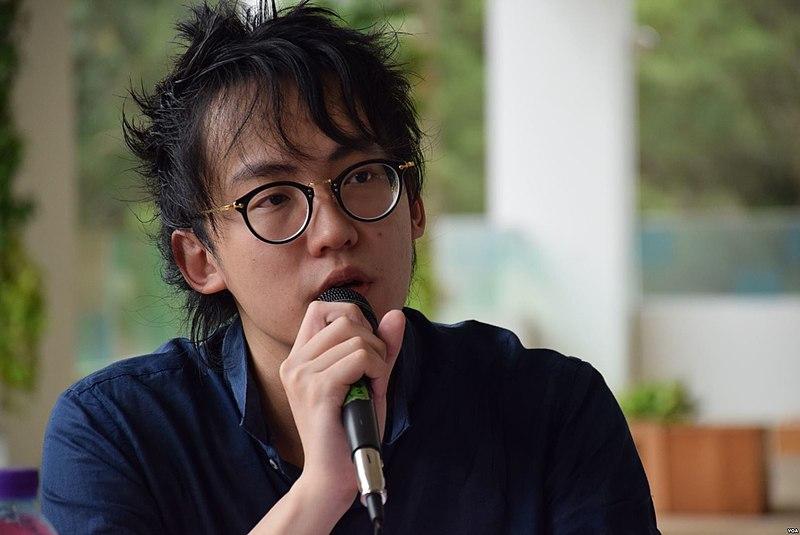 File:Lewis Loud in HKBU 2015.jpg