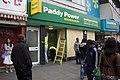 Lewisham High Street riot preparation.jpg