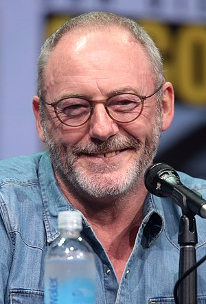 Davos Seaworth - Liam Cunningham plays the role of Davos Seaworth in the television series