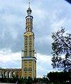 Licheń- Sanktuarium Matki Bożej Licheńskiej. Widok wieży Bazyliki - panoramio (6).jpg