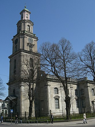 Evangelical Lutheran Church of Latvia - Liepāja Holy Trinity Cathedral