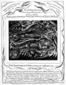 Life of William Blake (1880), Volume 2, Job illustrations plate 11.png