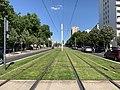Ligne 1 Tramway Avenue Verdun Villeneuve Garenne 3.jpg