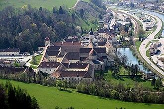 Lilienfeld Abbey - Lilienfeld Abbey