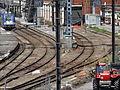 Lille - Travaux en gare de Lille-Flandres (A11, 6 juin 2013).JPG