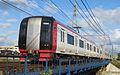 Limited Express of Meitetsu Hiromi Line.JPG