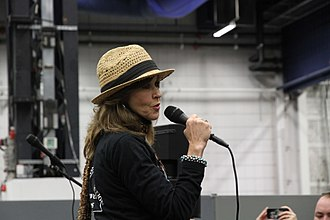 Linda Blair - Blair at a 2013 film convention.