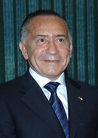 2008 Paraguayan general election - Image: Lino Oviedo