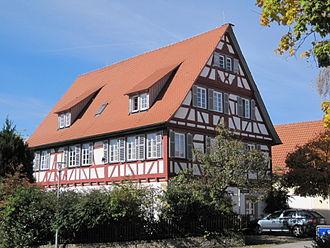 Frickenhausen - Rectory Linsenhofen
