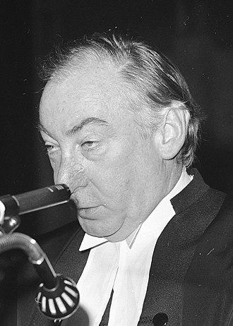 Lionel Murphy - Murphy in 1973