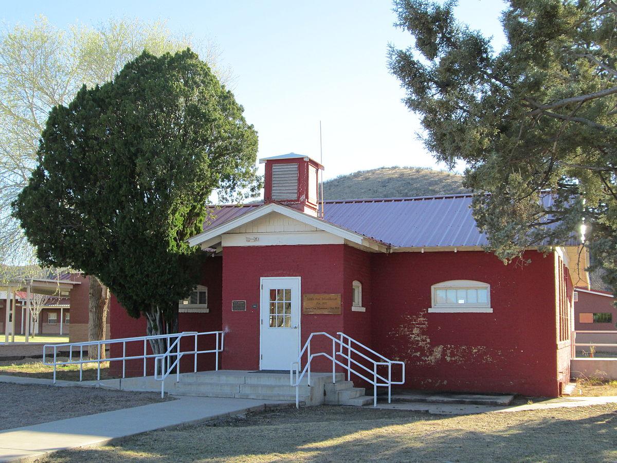 Little Red Schoolhouse Beyerville Arizona