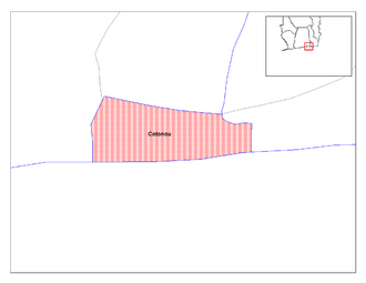 Littoral Department - Communes of the Littoral department