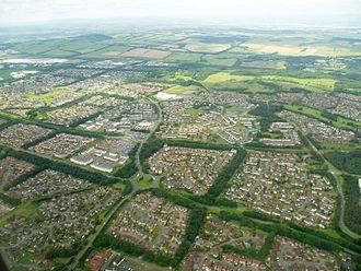 Livingston, West Lothian - Image: Livingston, West Lothian