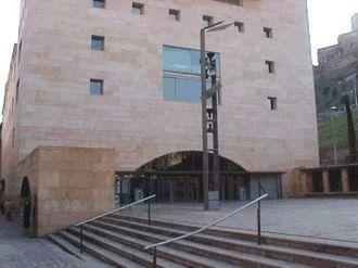Lleida - Auditori Enric Granados