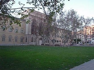 University of Lleida - Rambla d'Aragó campus