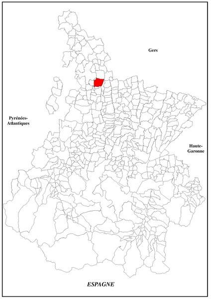 File:Localisation de Bazillac dans les Hautes-Pyrénées 1.pdf