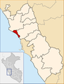 Location of the district Chancay in Lima.png