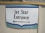 Lockheed Jetstar Hound Dog II Graceland Memphis TN 2013-04-01 001.jpg