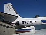 Lockheed Jetstar Hound Dog II Graceland Memphis TN 2013-04-01 022.jpg