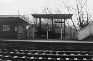 Wantage Road railway station