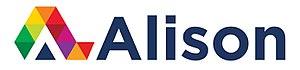 Alison (company) - Image: Logo No Strapline