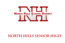 Logo of North Hills Senior High School.png