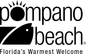 Pompano Beach, Florida - Image: Logo of Pompano Beach, Florida