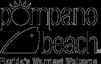 Pompano Beach, Florida - Image: Logo of Pompano Beach, Florida