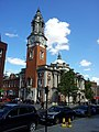 London, Woolwich-Centre, Wellington St, Woolwich Town hall2.jpg