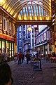 London - Leadenhall Market 1881 - View towards Lloyd's Building '86.jpg