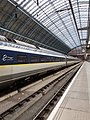 London - St Pancras railway station, Eurostar train.jpg