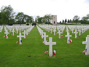 Saint-Avold - Lorraine American Cemetery in Saint-Avold