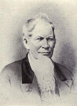 Lorrin Andrews - Founder of Lahainaluna