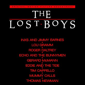 The Lost Boys - Image: Lost boys soundtrack