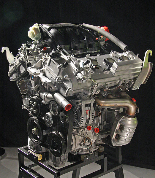 Why Didn T Lotus Use The Direct Injection Gr Fse V6 On The