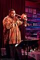 Louis Armstrong Centennial Band at Birdland, New York City (3669693116).jpg